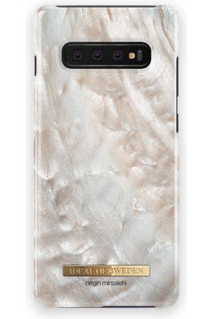 Ideal of sweden Fashion Case Negin Galaxy S10+ Laguna Pearl