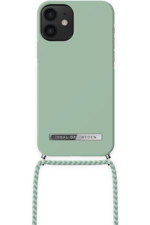 Ideal of sweden Ordinary Phone Necklace Case iPhone 12 Mini Spring Mint