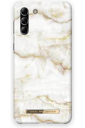Ideal of sweden Fashion Case Galaxy S21 Plus Golden Pearl Marble