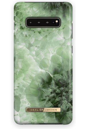 Ideal of sweden Fashion Case Galaxy S10P Crystal Green Sky
