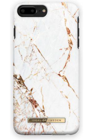 Ideal of sweden Fashion Case iPhone 8 Plus Carrara Gold