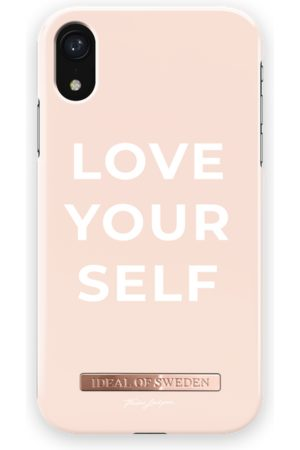 Ideal of sweden Fashion Case T.Lindgren iPhone XR Love Yourself
