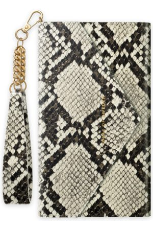 Ideal of sweden Envelope Clutch iPhone 12 Pro Max Desert Python