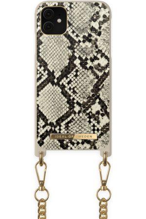 Ideal of sweden Necklace Case iPhone 11 Desert Python