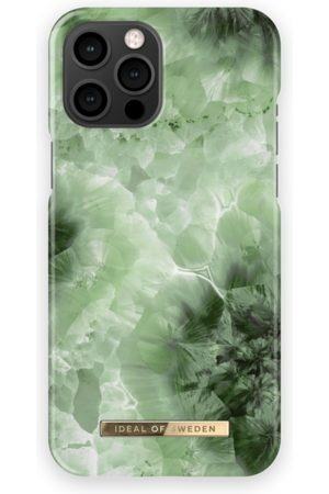 Ideal of sweden Fashion Case iPhone 12 Pro Max Crystal Green Sky