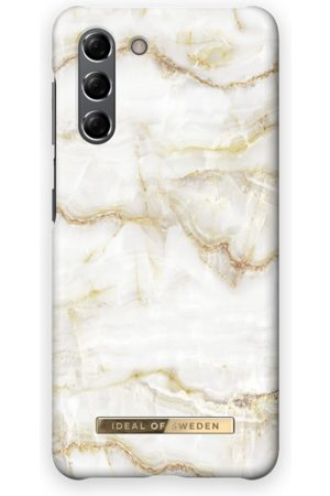 Ideal of sweden Fashion Case Galaxy S21 Golden Pearl Marble