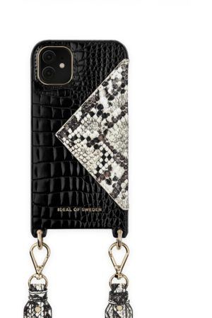 Ideal of sweden Necklace Case iPhone 11 Hypnotic Snake