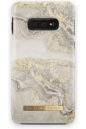 Ideal of sweden Fashion Case Galaxy S10E Sparkle Greige Marble