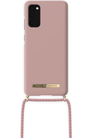 Ideal of sweden Ordinary Phone Necklace Case Galaxy S20 Misty Pink