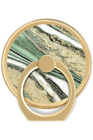 Ideal of sweden Magnetic Ring Mount Cosmic Green Swirl