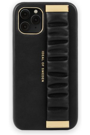Ideal of sweden Statement Case iPhone 11 Pro Ruffle Noir Top-Handle