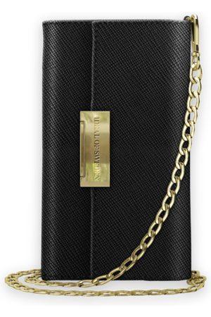 Ideal of sweden Kensington Clutch iPhone XS Max Black
