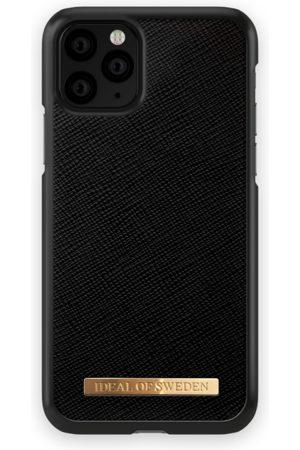 Ideal of sweden Telefoon - Saffiano Case iPhone 11 Pro Black