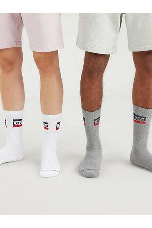 Levi's Sportswear Normale Sokken 2 paar