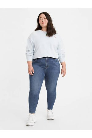 Levi's 720™ High Rise Superskinny Jeans (grote maat)