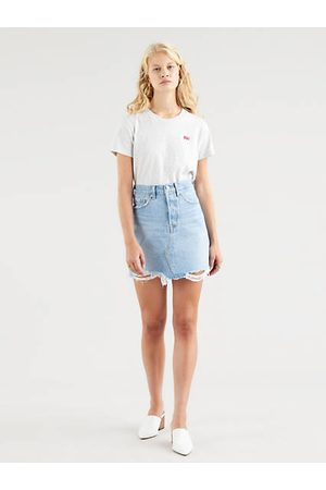 Levi's Deconstructed Rok Hoge Taille