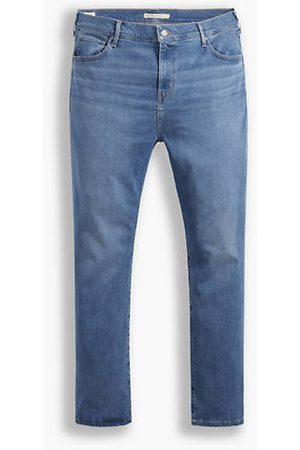 Levi's 724™ High Rise Straight Jeans (grote maat)