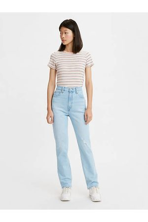 Levi's 70's High Straight Jeans