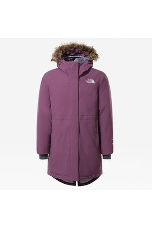 The North Face The North Face Arctic Swirl-donsparka Voor Meisjes Pikes Purple Größe M Dame