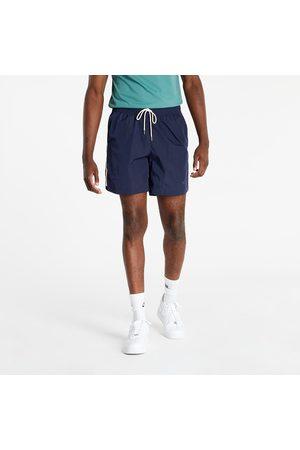 Nike Heren Shorts - Sportswear Style Essentials Men's Unlined Woven Track Shorts Midnight Navy/ Sail/ Midnight Navy