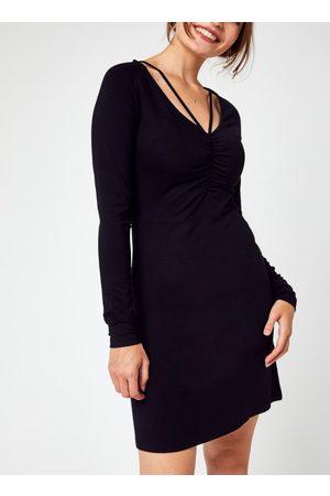 NA-KD Neck Detail Jersey Mini Dress by