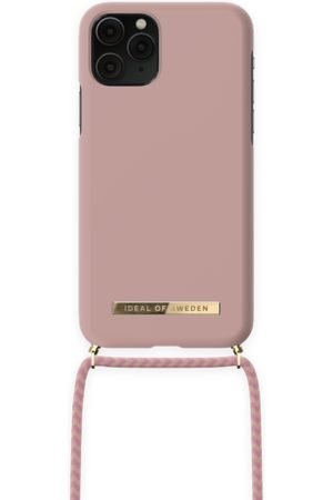 IDEAL OF SWEDEN Ordinary Phone Necklace Case iPhone 11 Pro Misty Pink