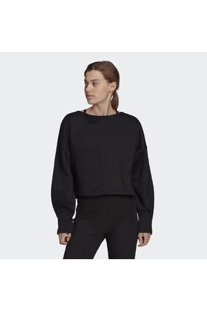 adidas Sportswear Studio Lounge Fleece Sweatshirt