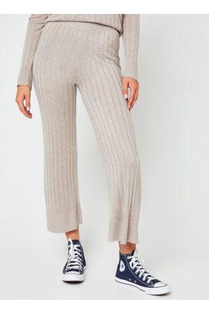 VILA Viribbia Rw Culotte Knit Pants/Su by