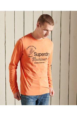 Superdry Core Logo American Classic top met lange mouwen