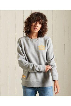 Superdry Track & Field sweatshirt met ronde hals