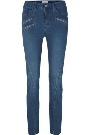 Linea Tesini By Heine Dames Skinny - Skinny jeans
