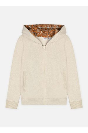 NAME IT Nkfkarlifra Ls Sweat Card Wh Unb by