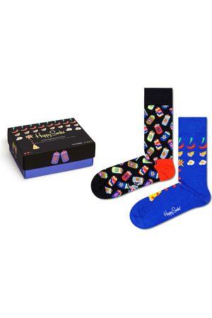 Happy Socks Sokken & Kousen - Friday night giftbox 2-pack