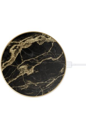 IDEAL OF SWEDEN Telefoon - Fashion QI Charger Golden Smoke Marble