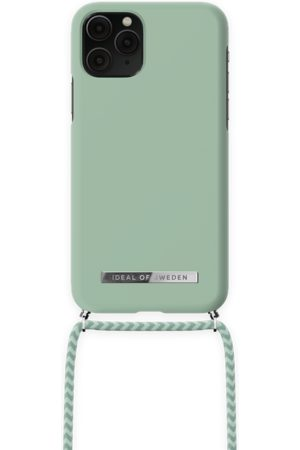 Ideal of sweden Ordinary Phone Necklace Case iPhone 11 Pro Spring Mint