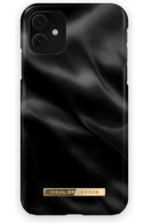 Ideal of sweden Fashion Case iPhone 11 Black Satin