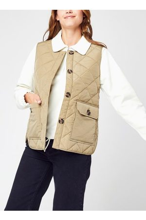 VILA Dames Shorts - Vicooli Quilted Short Waistcoat by