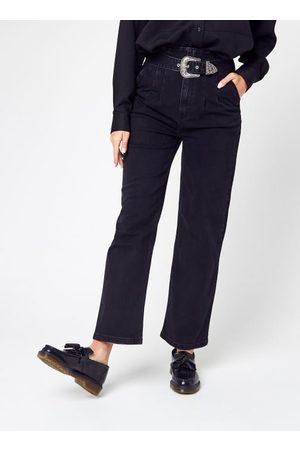 VILA Dames Bootcut - Viclaudia Crow Hw Wide Jeans/C17 by