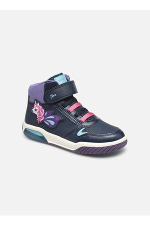 Geox Meisjes Sneakers - J Inek Girl J16ASC by
