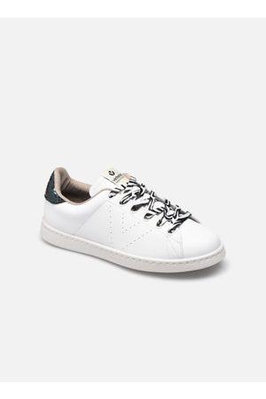 victoria Dames Sneakers - Tenis Vegano/Serpiente W by
