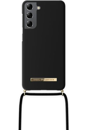 Ideal of sweden Telefoon - Ordinary Necklace case Galaxy S21 Jet Black