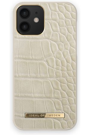 Ideal of sweden Telefoon - Atelier Case iPhone 12 Caramel Croco