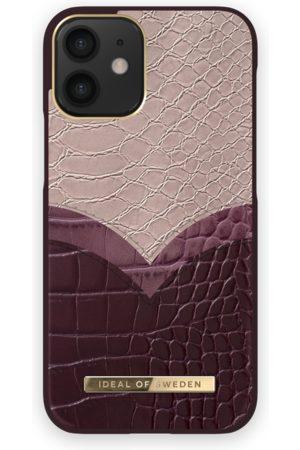Ideal of sweden Atelier Case iPhone 12 Mini Lotus Snake