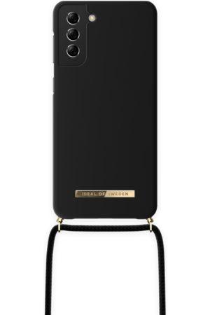Ideal of sweden Telefoon - Ordinary Necklace case Galaxy S21 Plus Jet Black