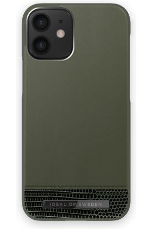 Ideal of sweden Heren Telefoon - Atelier Case iPhone 12 Mini Metal Woods