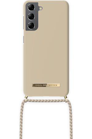 Ideal of sweden Ordinary Necklace Case Galaxy S21 Cream Beige