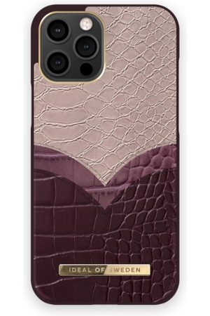 Ideal of sweden Dames Telefoon - Atelier Case iPhone 12 Pro Max Lotus Snake