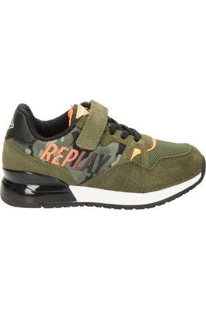 Replay Jongens Lage schoenen - Klittenbandschoenen