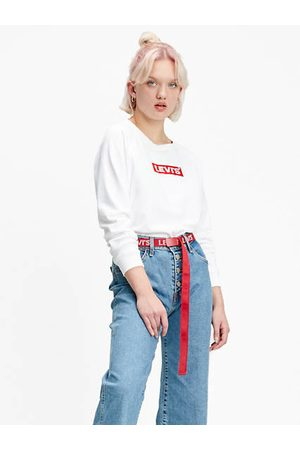 Levi's Relaxed Graphic Sweatshirt Ronde Hals
