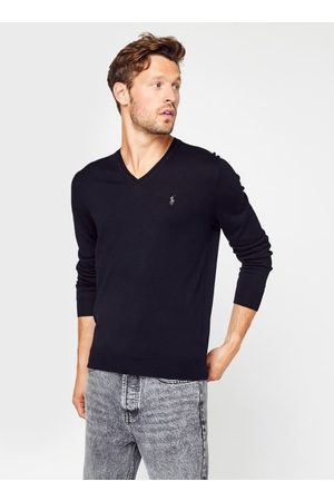 Polo Ralph Lauren Heren Sweaters - Ls Sf Vn Pp Long Sleeve Sweater by